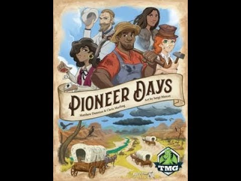 Bower's Game Corner: Pioneer Days Review