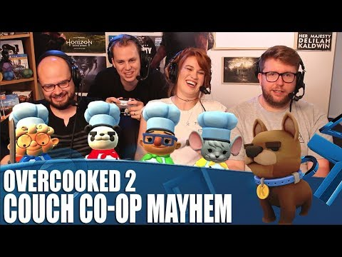 Overcooked 2 – Couch Co-op Mayhem!