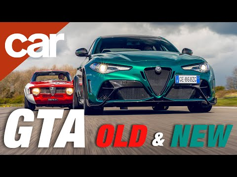 Alfa Romeo Giulia GTAm (2021) review