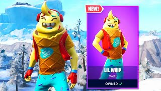 The New ICE CREAM Skin is AMAZING..