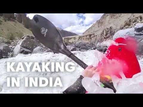 A Kayakers Solo Adventure In India | with Nouria Newman