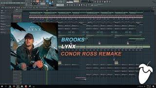 Brooks - Lynx (Original Mix) (FL Studio Remake + FLP)