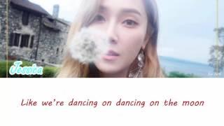 Jessica - Dancing On The Moon (English Version) lyrics