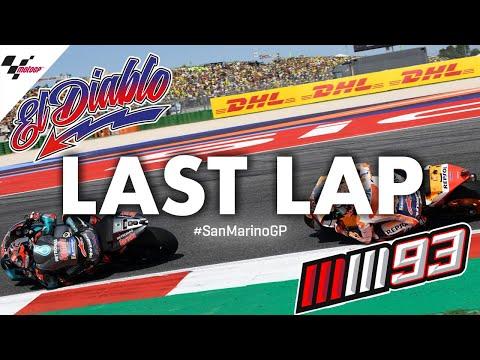 MotoGP 第13戦サンマリノGPラストラップ動画