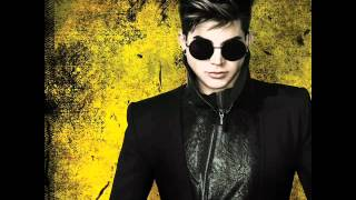 Adam Lambert - Kickin In (lyrics)