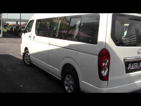 Joy Long 15 Seater Toyota 2.5cc Turbo  Diesel Engine