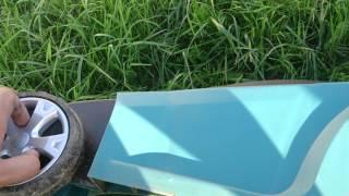 Электрическая газонокосилка Makita ELM3711: характеристики, устройство, фото и видео