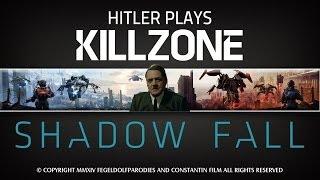 Hitler Plays Killzone Shadow Fall