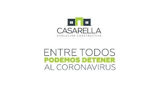Entre todos podemos detener al Coronavirus