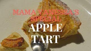 MAMA VANESSA'S APPLE TART