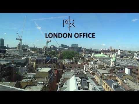PSR London Office Tour