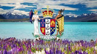 "New Zealand   National Anthem  : ""God Defend New Zealand"""