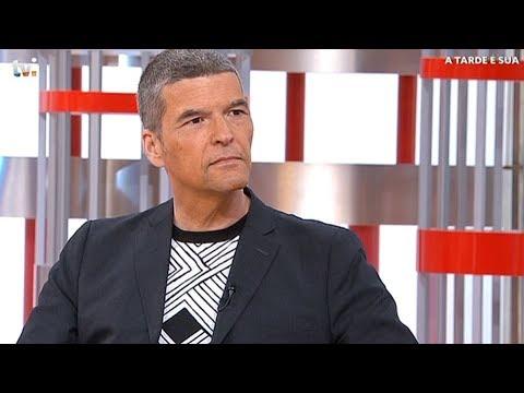 """Dr. Humberto Barbosa no programa """" A Tarde é Sua"""" da TVI"""