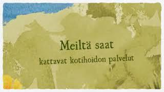 preview picture of video 'Vanhusten hoito Ämmänsaaren Palvelutalo Suomussalmi'