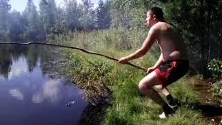 Охота рыбалка отдых поход природа приколы синявино