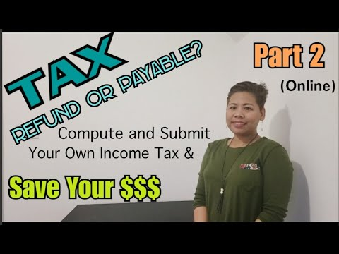 How to File Your Income Tax Return Online #FREE Tax Software CRA