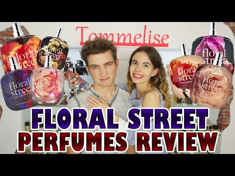 FLORAL STREET PERFUMES REVIEW AFFORDABLE NICHE | Tommelise