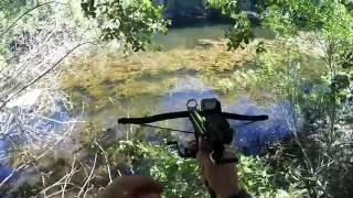 80LB PISTOL CROSSBOW FISHING