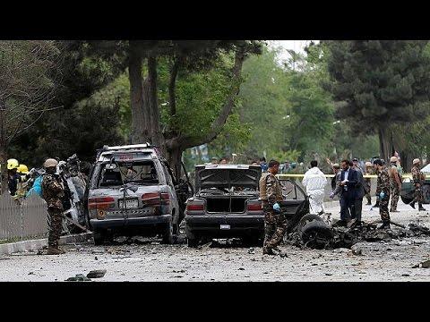 Αφγανιστάν: Πολύνεκρη επίθεση αυτοκτονίας στην Καμπούλ