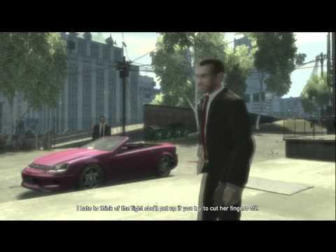 Grand Theft Auto IV Walkthrough w / Cheats (комментарий) Часть 51-Похититель детей