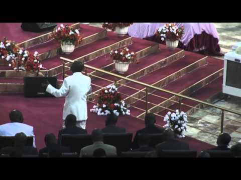 Bishop David Oyedepo -The Power Of Expectation/Communion Service-21st Dec.2014