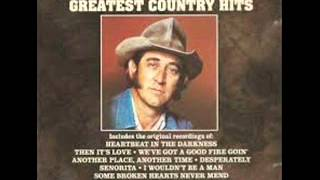 Don Williams -  I  Recall A Gipsy Woman