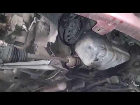 Фото к видео: Renault Twingo 1,2бенз. 1999г. Замена масла в двигателе