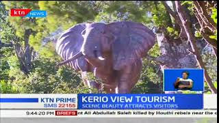 The Kerio view resort becomes a major tourist attraction