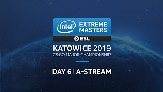 LIVE: NiP vs Team Liquid [Overpass] Ro2 - Legends Stage - IEM Katowice 2019