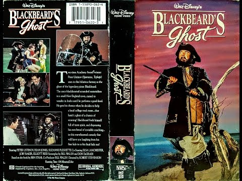 Closing To Blackbeard's Ghost 1990 VHS (Version #2) Mp3