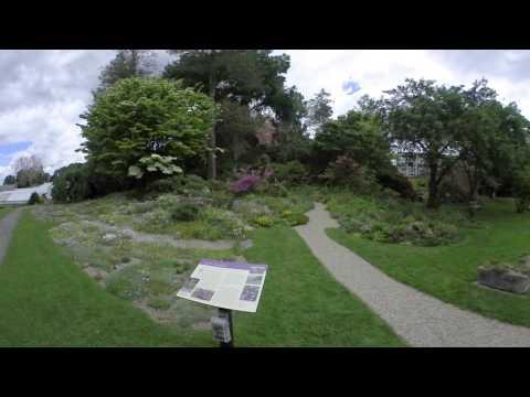 Smith College Rock Garden 360