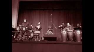 Freddie Navas His Latin Jazz Group Cuban Danzon Music