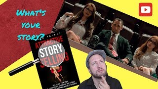 Mike Fallat's Book Reviewed ATTRACTIVE STORY SELLING