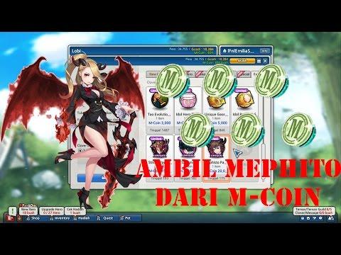 Video Ambil Mephisto Dari M-Coin.. Lost Saga Indonesia #7