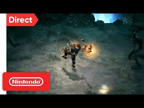 Diablo III: Eternal Collection - Nintendo Switch | Nintendo Direct 9.13.2018 thumbnail