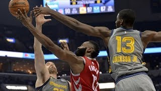 James Harden 32 Pts Triple Double! 3 Game Win Streak! 2018-19 NBA Season