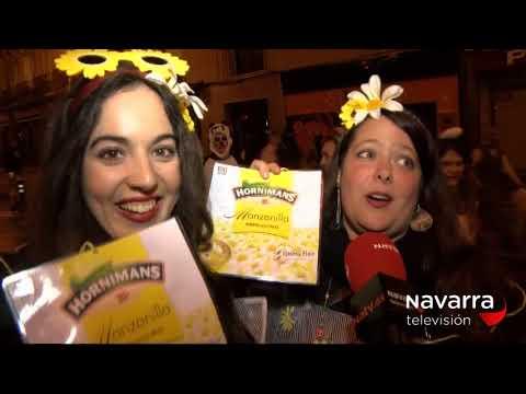 LOS MEJORES DISFRACES DE LA NOCHEVIEJA DE PAMPLONA