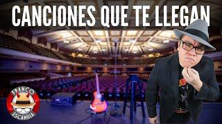 Franco Escamilla.-'Canciones que te llegan'