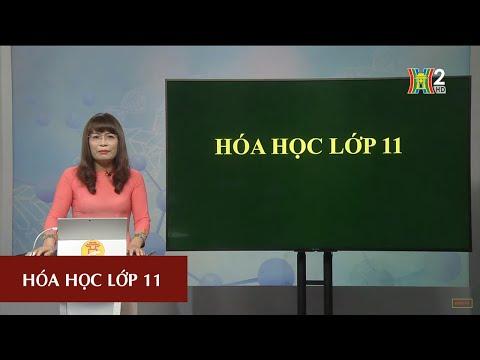 MÔN HÓA HỌC - LỚP 11 | ANĐEHIT – XETON (TIẾT 1) | 16H30 NGÀY 19.05.2020 | HANOITV