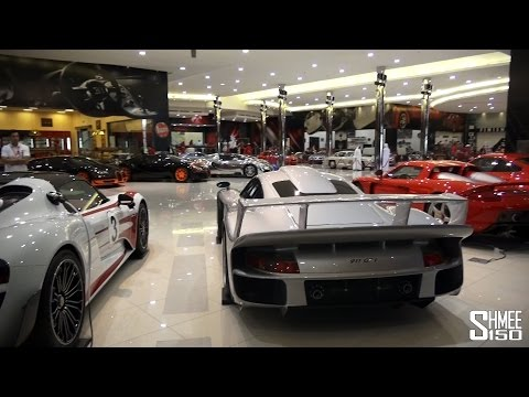 The World's Greatest Modern Supercar Collection .... Updated!