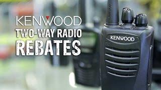 Kenwood ProTalk Two-Way Radios Winter 2014 Rebates - GME Supply