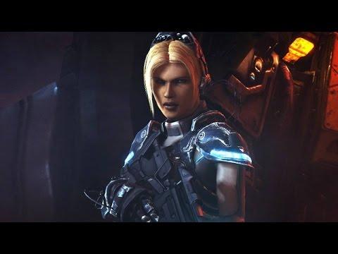 StarCraft 2: Nova Covert Ops Official Trailer thumbnail