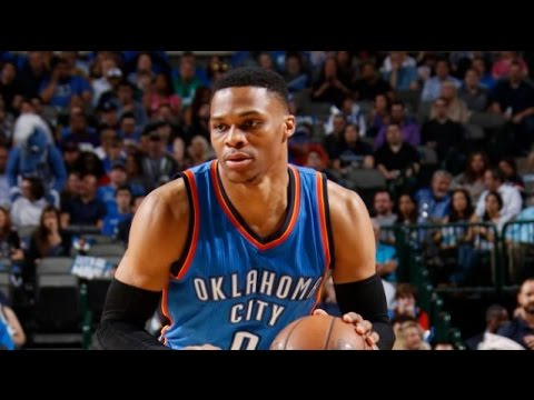 Russell Westbrook's 37/13/10 Leads Comeback Against the Mavs!   March 27, 2017