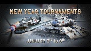 War Thunder 1 vs 1 Tournament Finals game 2
