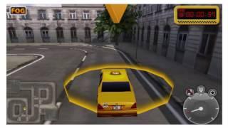 """Обзор и Прохождение Онлайн Игры Симулятора Вождения """"Симулятор Такси"""" - [© Let"""