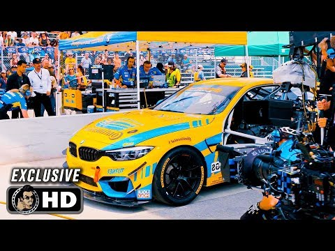THE ART OF RACING IN THE RAIN Exclusive - Behind The Wheel (2019)