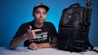 Lowepro Fastpack BP 250 AW II | First Impression Review + Test