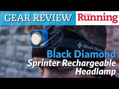 Review: Black Diamond Sprinter Rechargeable Headlamp