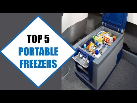 Top 5 Best Portable Freezers 2018 | Best Portable Freezer Review By Jumpy Express