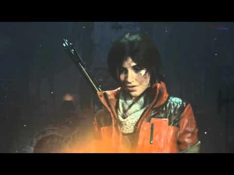 Karen O - I Shall Rise (Sub. Español) | Rise of The Tomb Raider